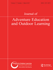 Journal of Adventure Education and Outdoor Learning