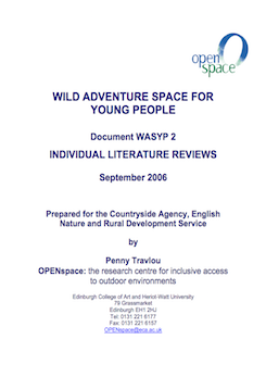 Wild Adventure Space for Young People